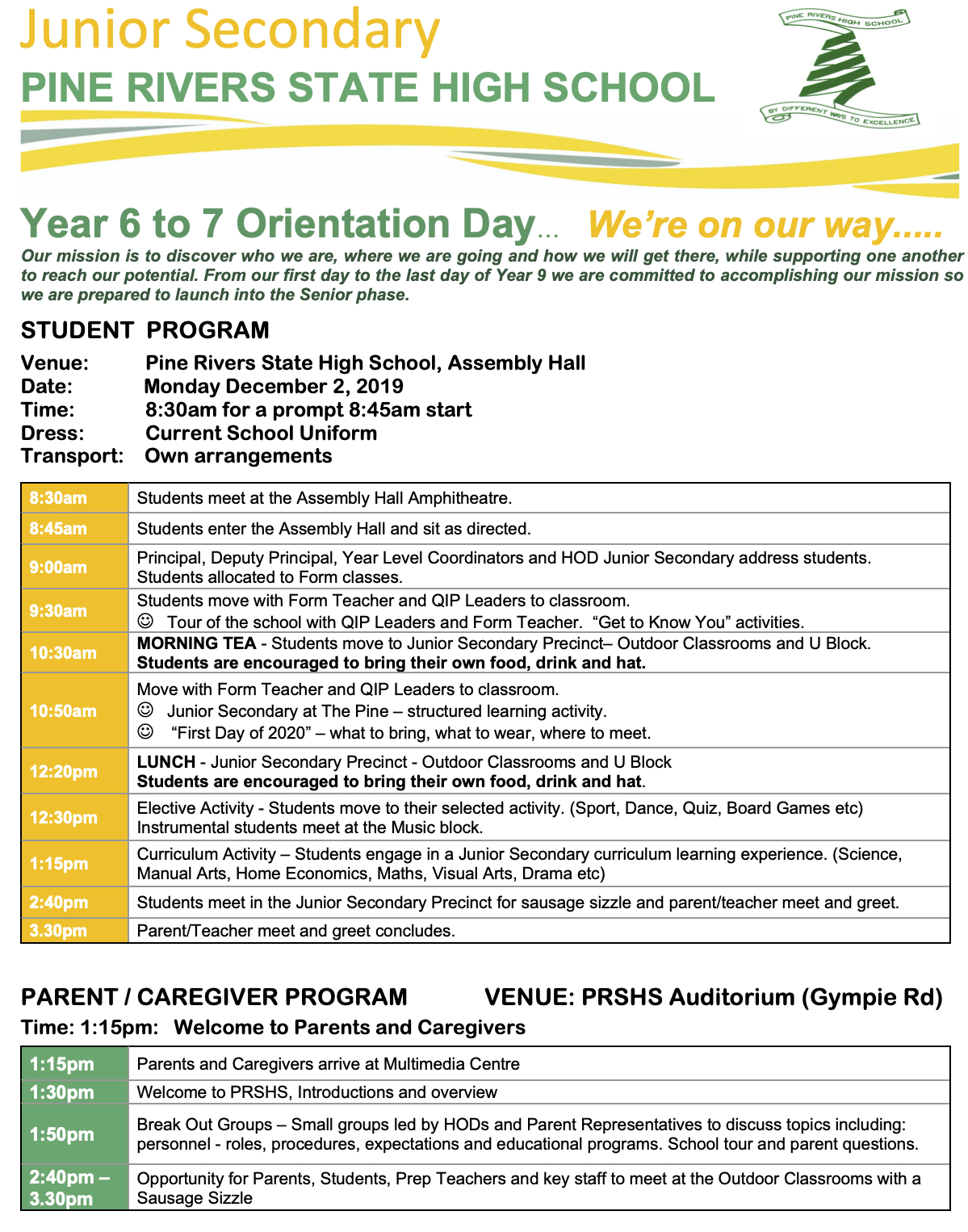 Year 6 Orientation Day Program 2019.jpg
