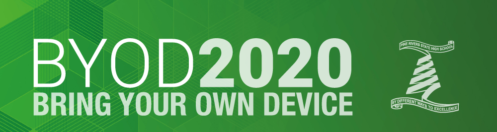 Banner: BYOD 2019 - Bring Your Own Device